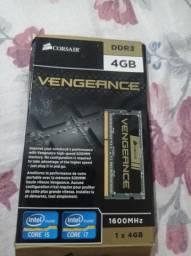 Título do anúncio: MEMÓRIA RAM NOTEBOOK 4GB CORSAIR