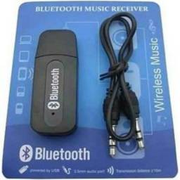Receptor bluetooth para som automotivo
