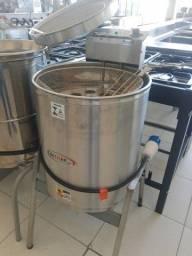 Fritadeira elétrica 25 litros água e óleo * cesar