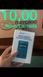 Máquina de cartão Point Mini Mercado Pago - Nova/Lacrada
