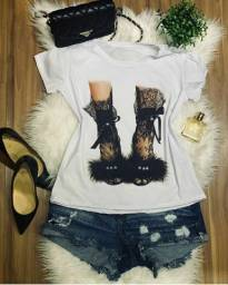 T. Shirt femininas