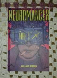 Livro Neuromancer - William Gibson