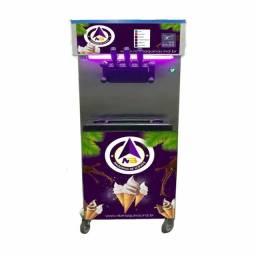 NB máquinas de sorvete