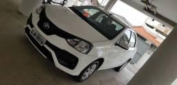 Etios Sedan X  1.5 - Automático 2020 - KM Bem baixa.