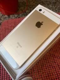 IPhone SE (1ª geração) 32GB Dourado - Excelente