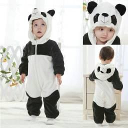 Título do anúncio: Pijama pelúcia infantil bebê macio