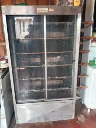 Vendo máquina de assar frango urgente