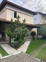 Casa 4/4 em condomínio, Abrantes, Camaçari/BA