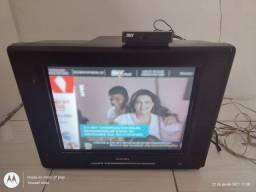 """Televisão tubo 21"""" Philips"""