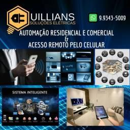 Eletrecista residência, industrial e segurança eletrônica