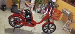 Bicicleta elétrica Biobike