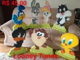 Vendo Decoração Looney Tunes