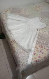 Vestido noiva seminovo