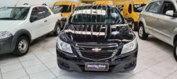 Chevrolet Onix LT 1.0 2013 Preto Completo