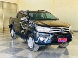 Toyota - Hilux SRV único dono