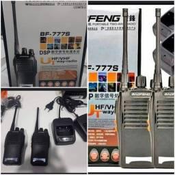 Super Promoção da semana Rádio Comunicador BF777S . RECEBA HJ. Garantia é nota .