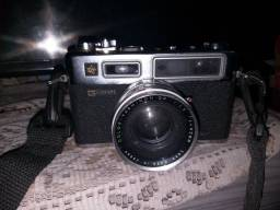 Câmera fotográfica antiga.