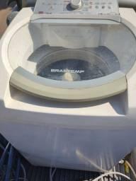 Máquina de lavar top Brastemp 10 kg 110v+ garantia de 90 dias
