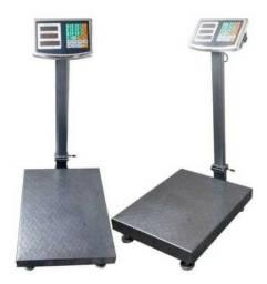 Balança plataforma industrial 200kg 300kg 400kg e 600kg