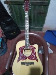 Vendo violão Profissional Tagima Memphis