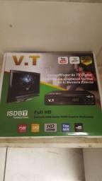 V.T TV com YouTube e Wifi Full HD