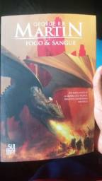 Livro Game of Thrones - Fogo e Sangue