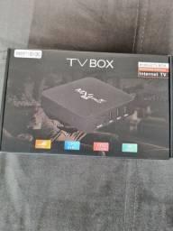 Vendo tv Box MXQ 4k 8G + 128G