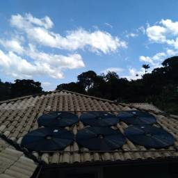 Aquecimento solar pra piscina