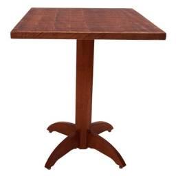 Mesas e cadeiras para restaurante, lanchonete, bistro, bar, padaria