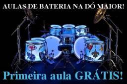 Aulas de música - (bateria/pandeiro/canto/teoria)