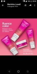 Kit de tratamento para cabelos coloridos