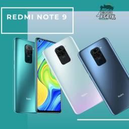 Redmi Note 9 128gb | Lacrado | Garantia conosco