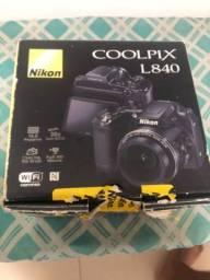 Câmera Nikon coolpix L840 em Niterói