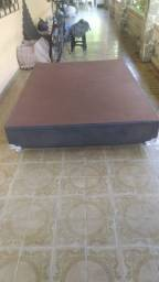 Base de cama de casal Ortobom