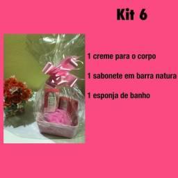 Kit para dia das mães e cestas de café da manha