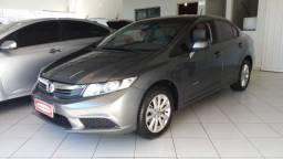 New Civic Automático Financio - 2014