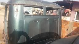 Barbada Cabine Mercedes - Benz