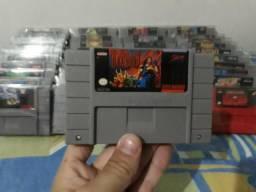 Black Thorne Cartucho de Super Nintendo