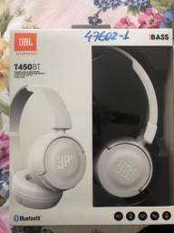 Fone BLUETOOTH JBL T450BT SEMINOVO