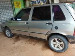 FIAT uno 99 4 portas - 1999