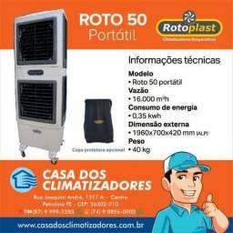 Climatizador Portátil Roto 50