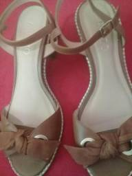 Sapato médio