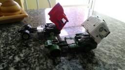 Miniatura de caminhão esc.1.50