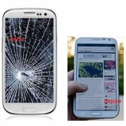 Troca de vidro do Samsung modelo J 2015 $80 J1 J2 J3 J5 J7