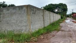 Terreno 900mt2 murado, de esquina, na Angelica em Abaetetuba , PA