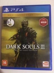 Dark souls 3 The Fire Fades Edition - Semi Novo