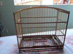 Vendo kit 3 gaiolas artesanais