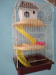 Gaiola usada hamster