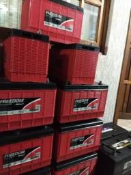 Baterias freedom DF1500 92ah estacionária
