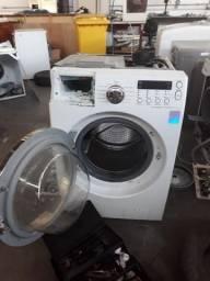 Compro máquina de lava e seca